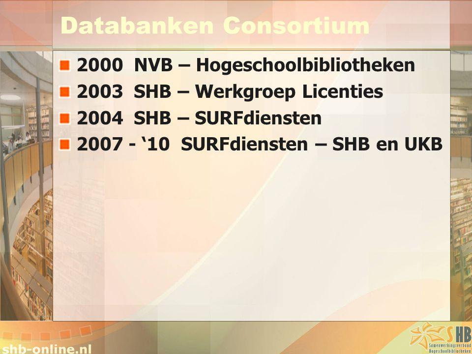 Databanken Consortium