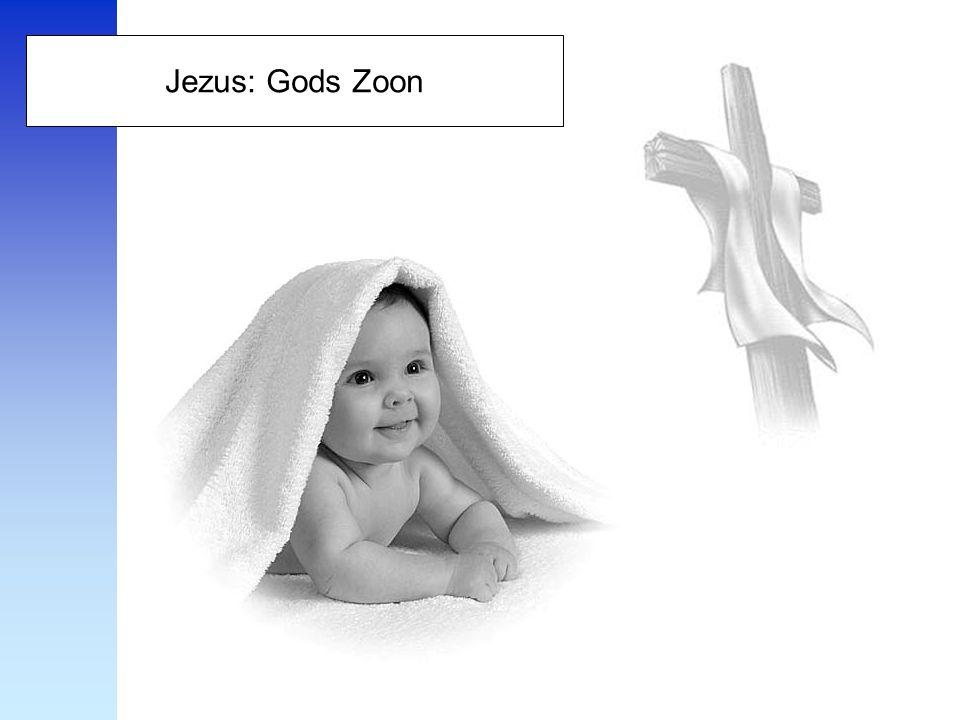 Jezus: Gods Zoon