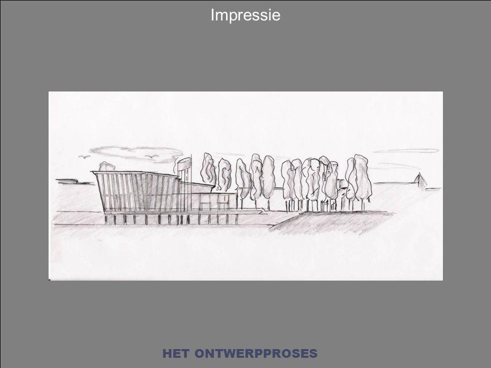 Impressie HET ONTWERPPROSES