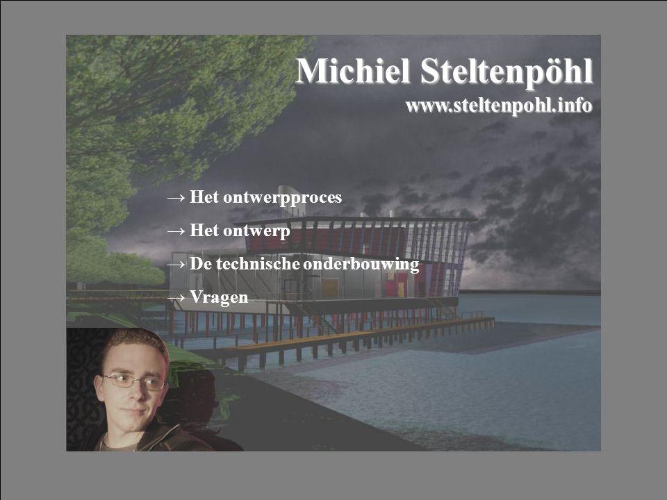 Michiel Steltenpöhl www.steltenpohl.info
