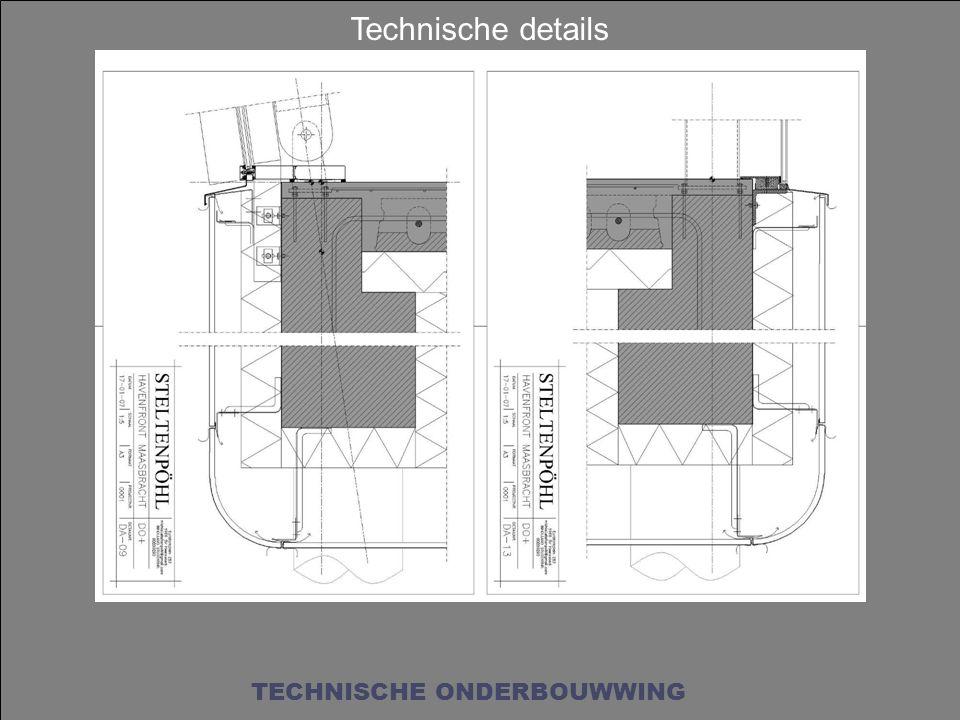 TECHNISCHE ONDERBOUWWING