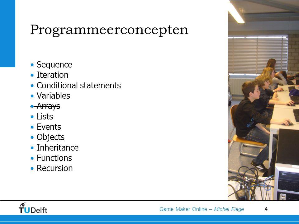 Programmeerconcepten