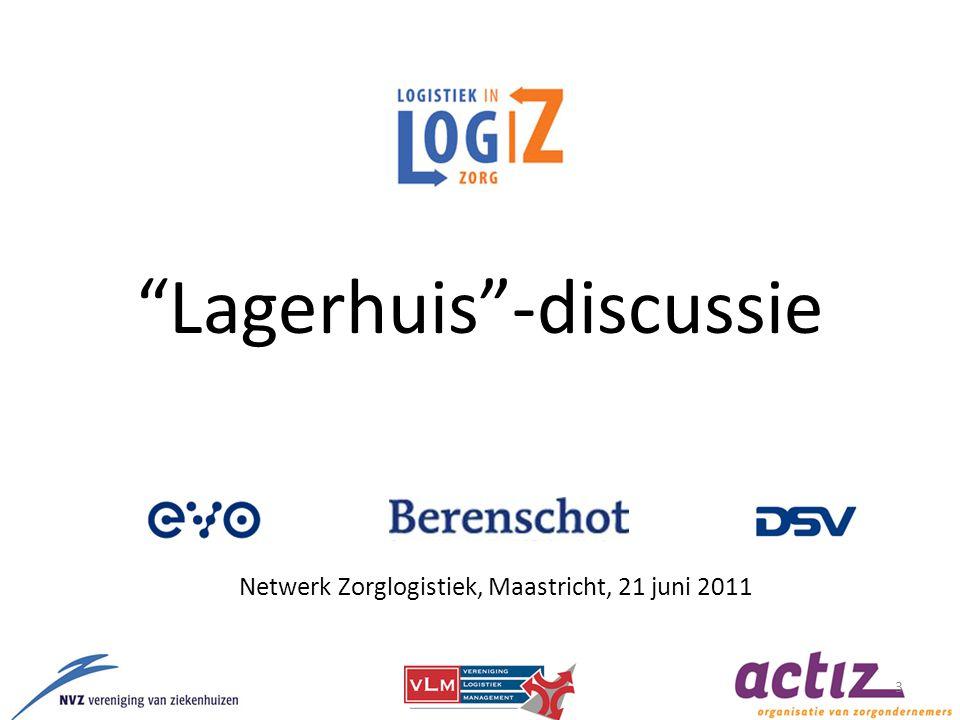Lagerhuis -discussie
