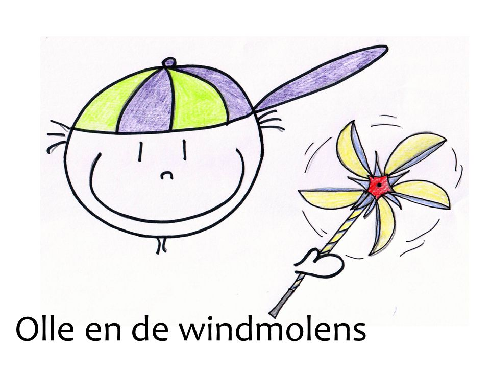 Olle en de windmolens