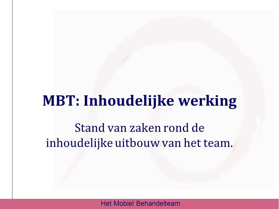 MBT: Inhoudelijke werking