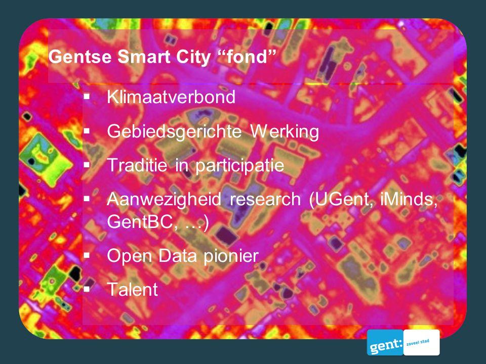 Gentse Smart City fond
