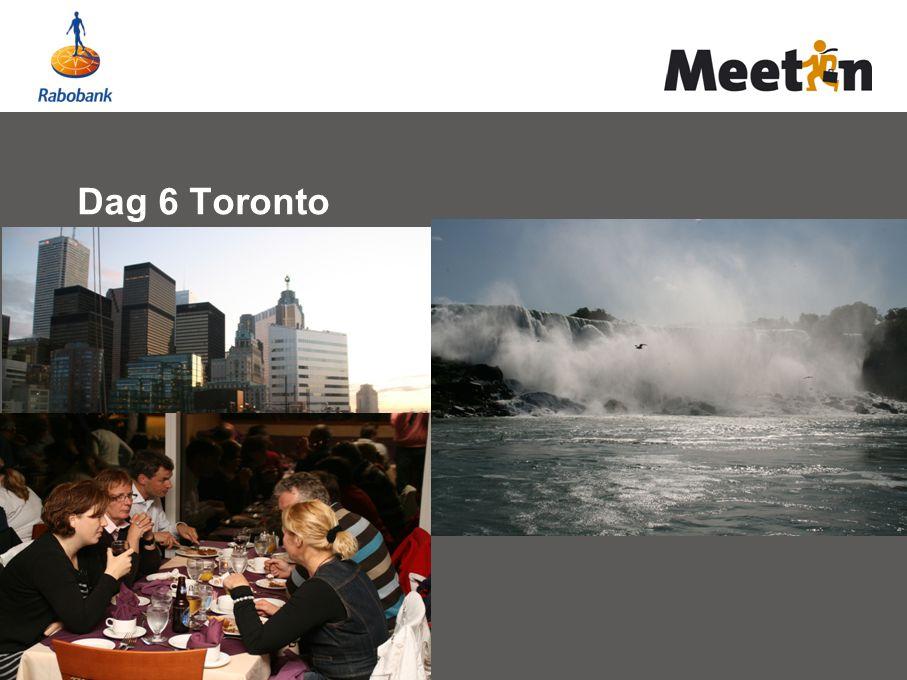 Dag 6 Toronto