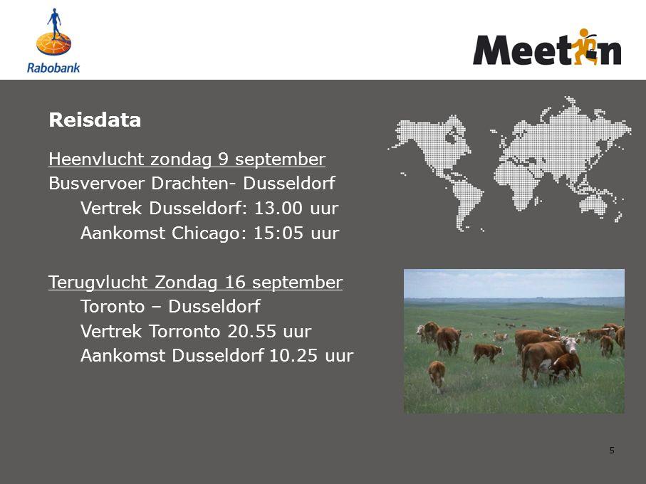 Reisdata Heenvlucht zondag 9 september Busvervoer Drachten- Dusseldorf