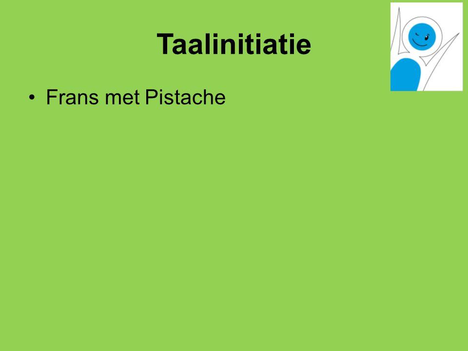 Taalinitiatie Frans met Pistache