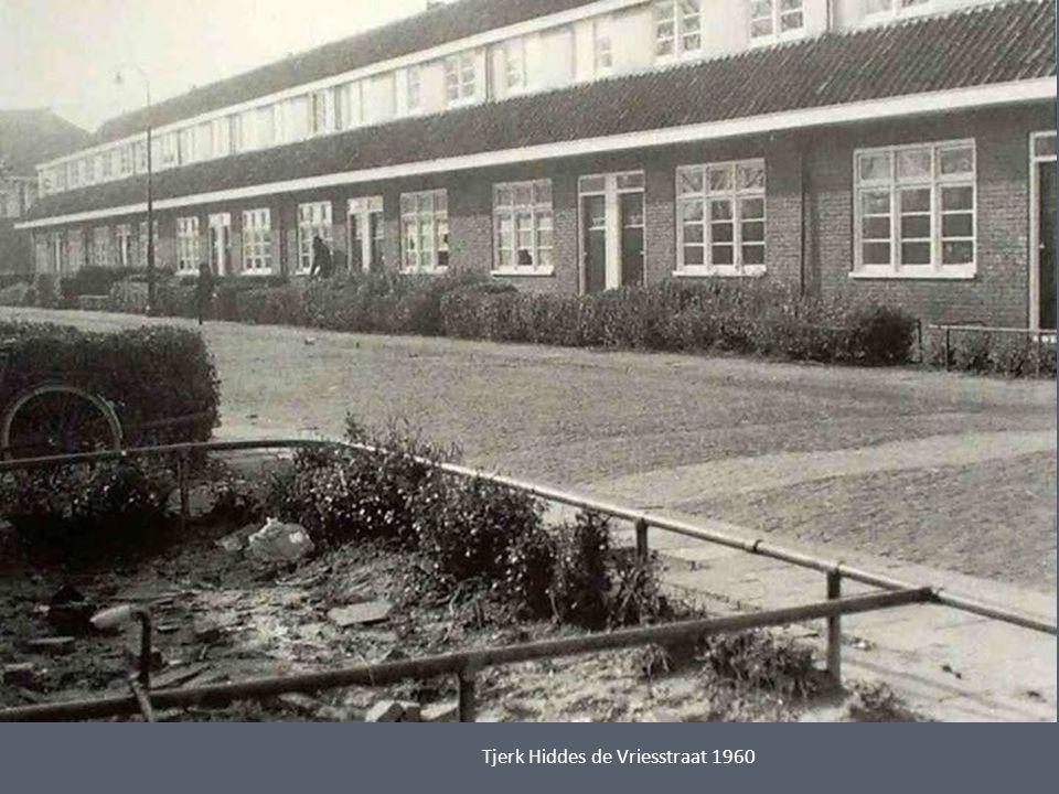 Tjerk Hiddes de Vriesstraat 1960