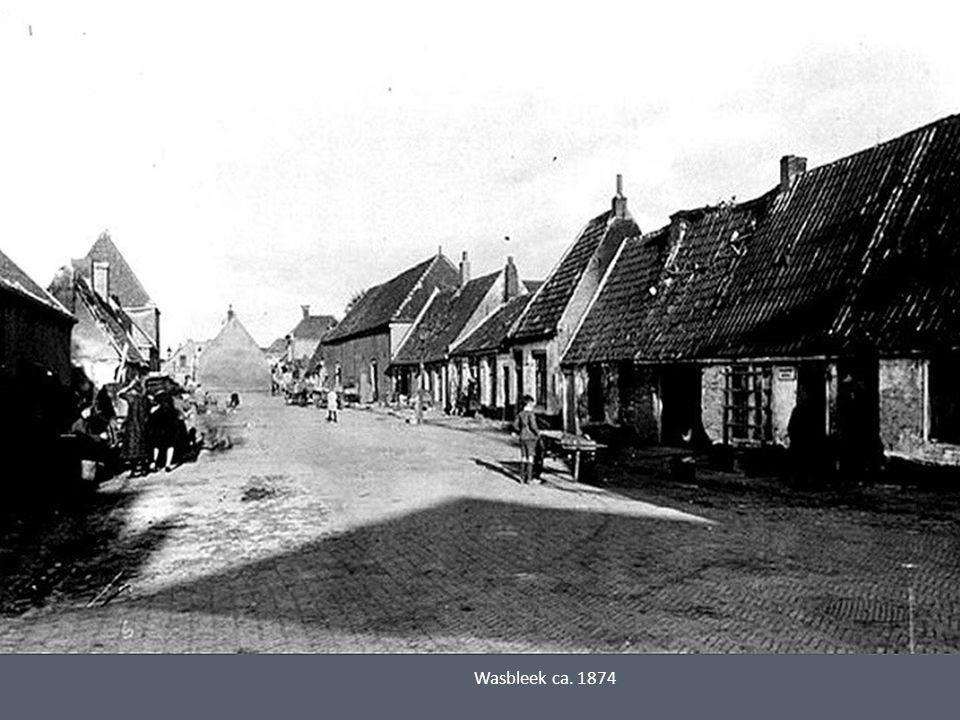 Wasbleek ca. 1874