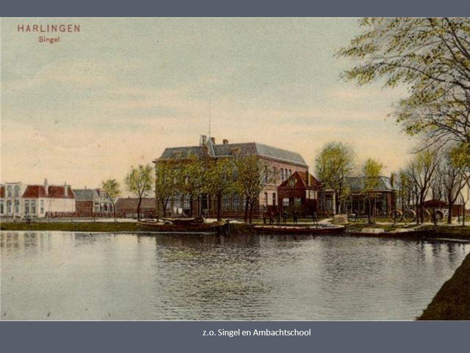 z.o. Singel en Ambachtschool