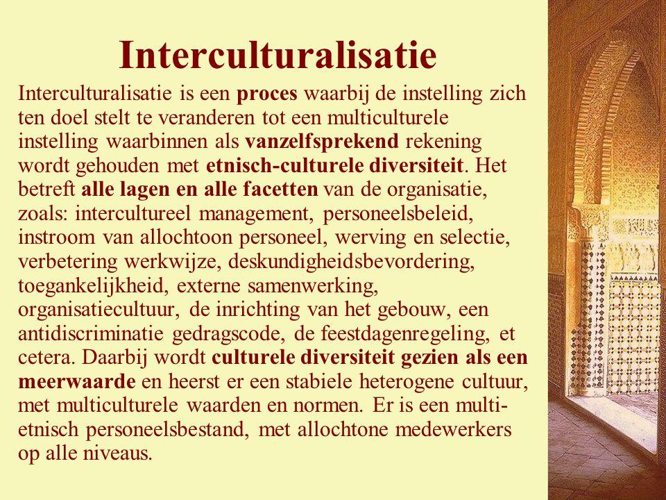 Interculturalisatie