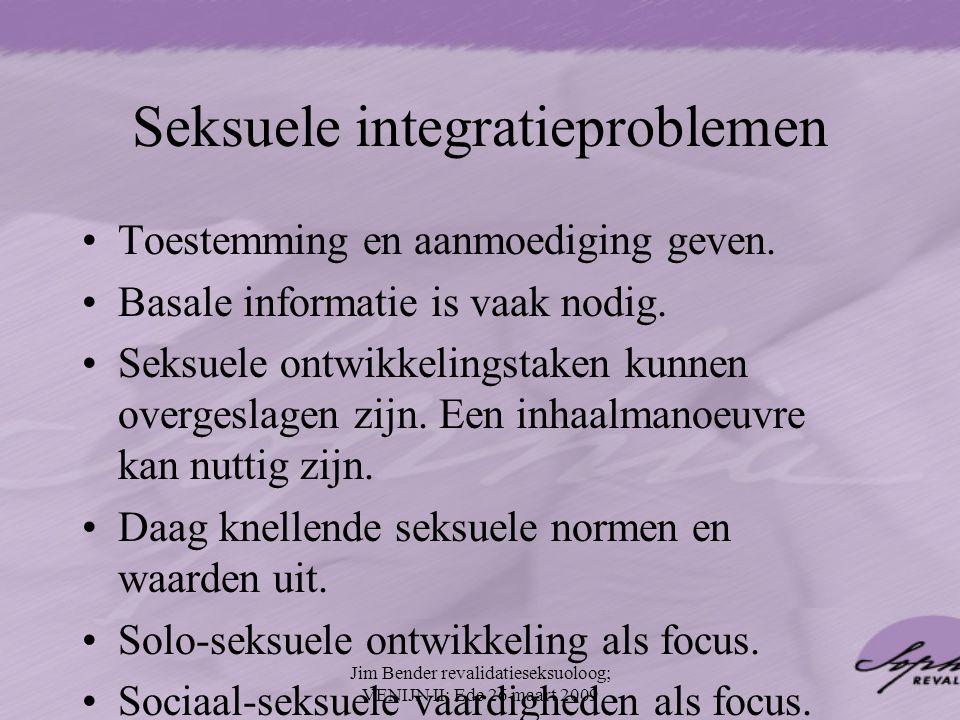 Seksuele integratieproblemen