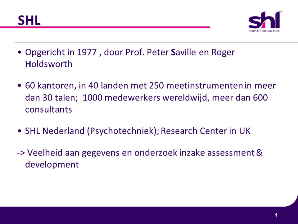 SHL Opgericht in 1977 , door Prof. Peter Saville en Roger Holdsworth
