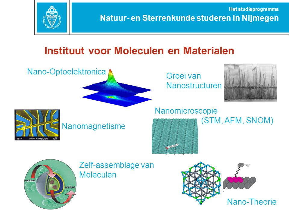 Instituut voor Moleculen en Materialen