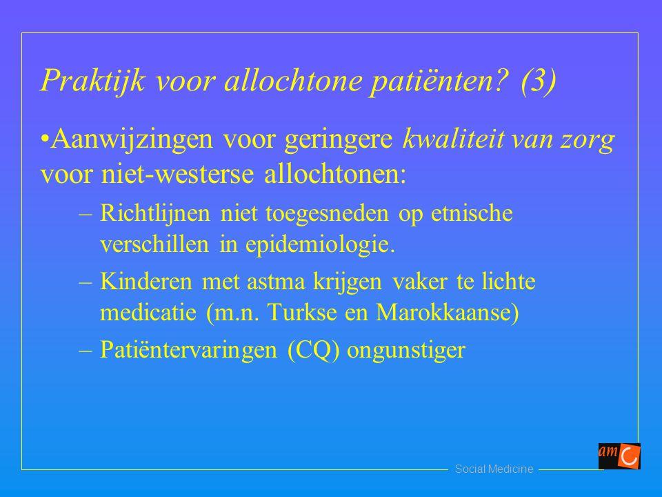 Praktijk voor allochtone patiënten (3)