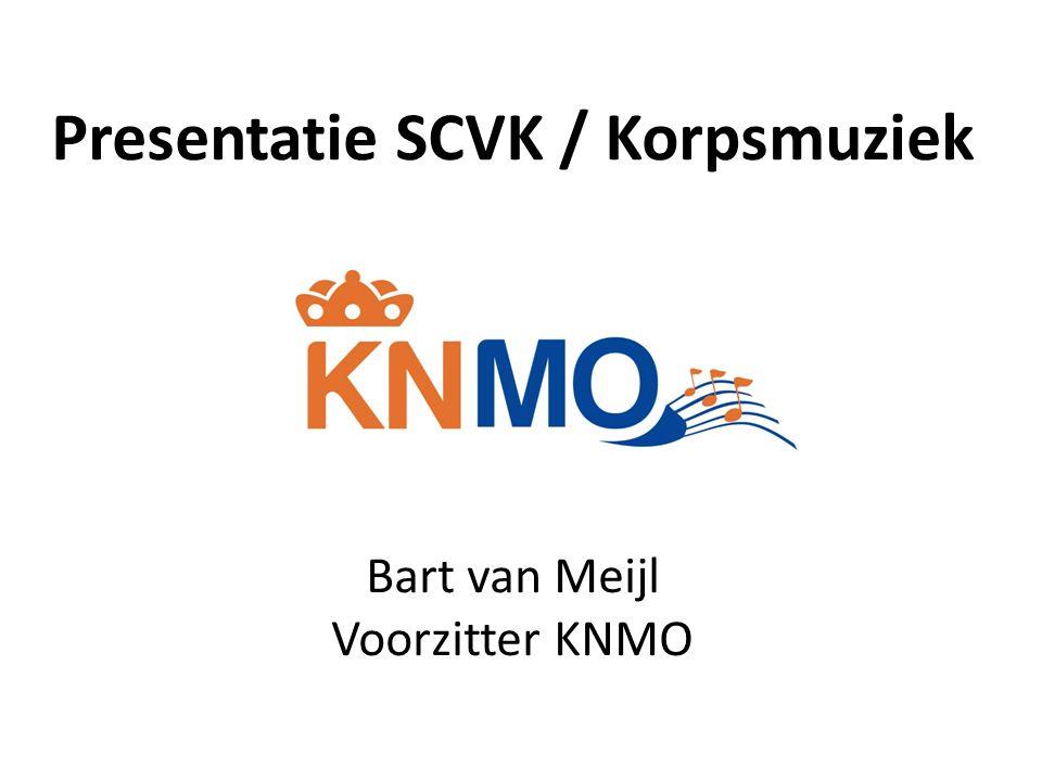 Presentatie SCVK / Korpsmuziek
