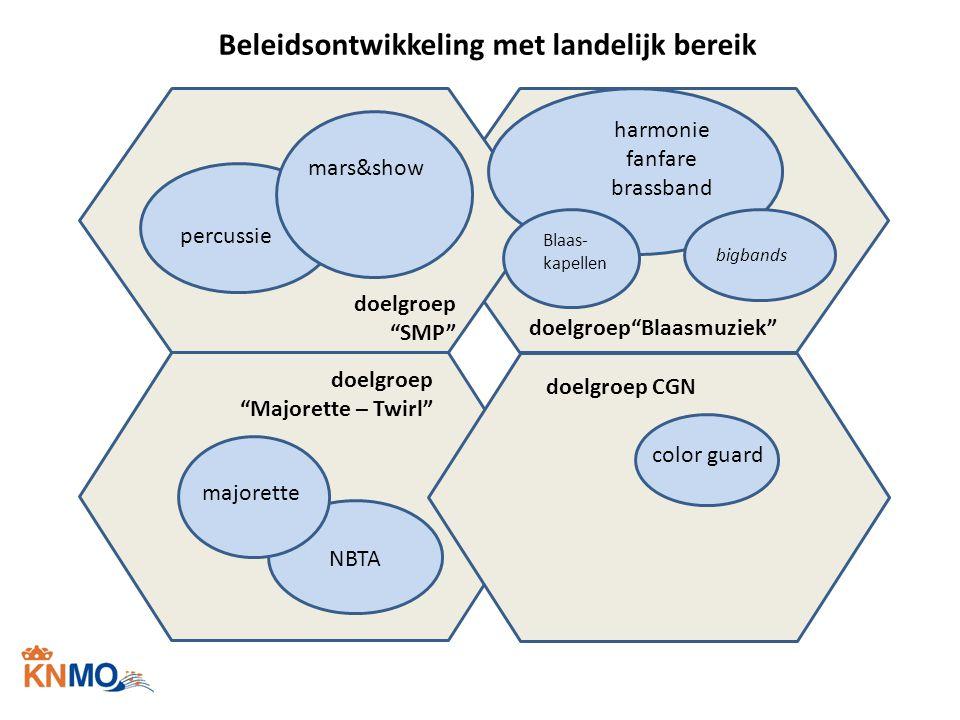 Beleidsontwikkeling met landelijk bereik