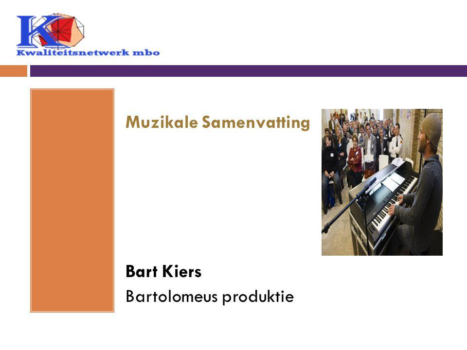 Muzikale Samenvatting