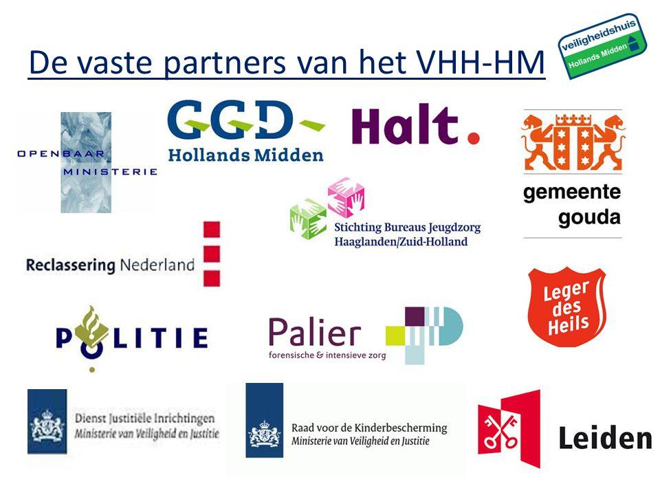 De vaste partners van het VHH-HM