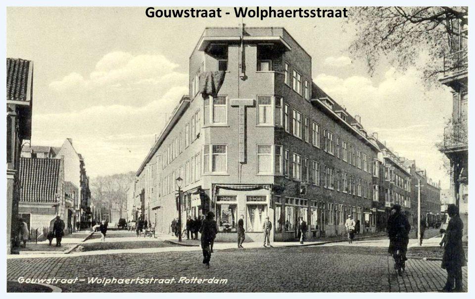 Gouwstraat - Wolphaertsstraat