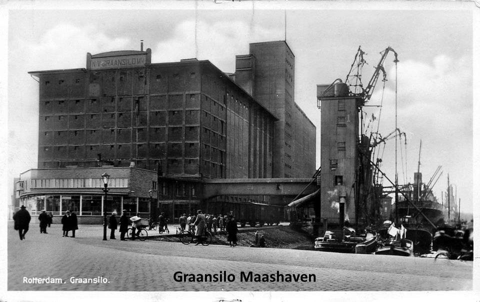 Graansilo Maashaven