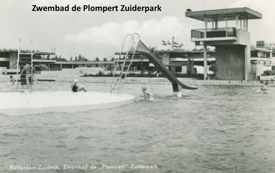 Zwembad de Plompert Zuiderpark