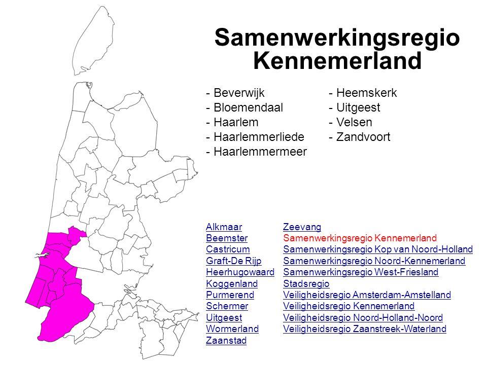 Samenwerkingsregio Kennemerland