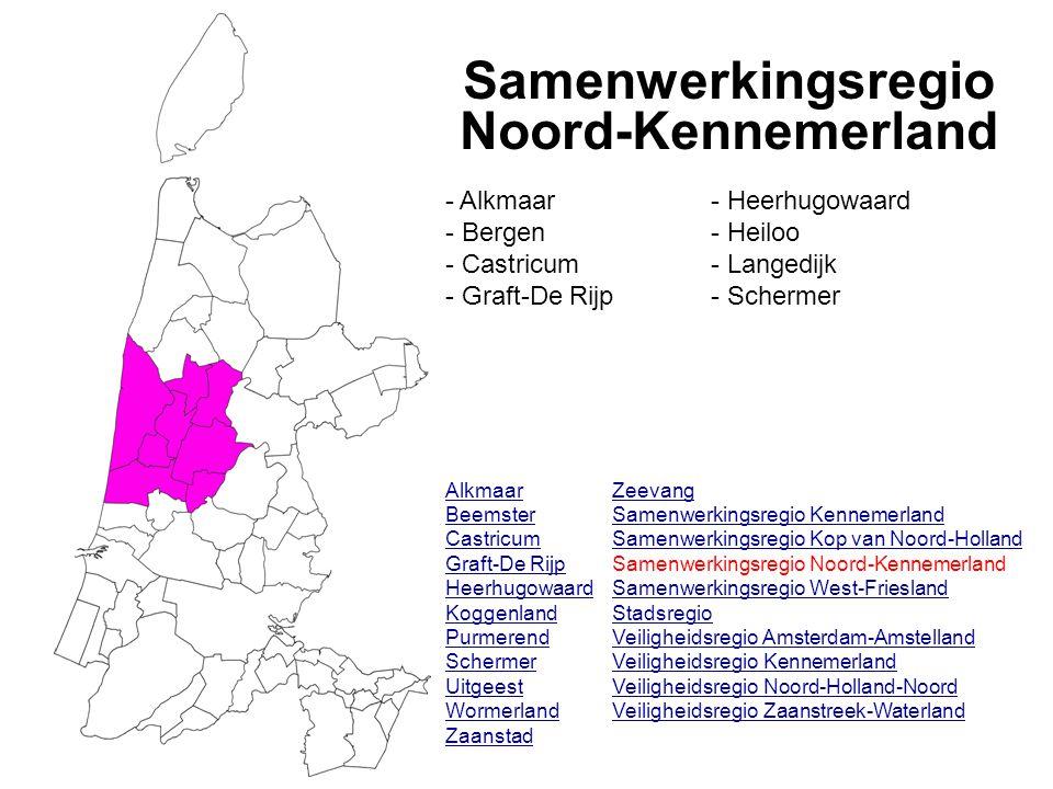 Samenwerkingsregio Noord-Kennemerland