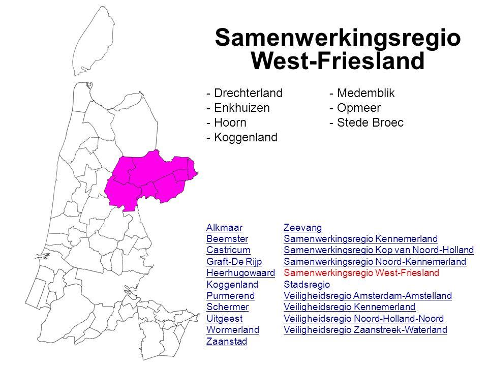 Samenwerkingsregio West-Friesland