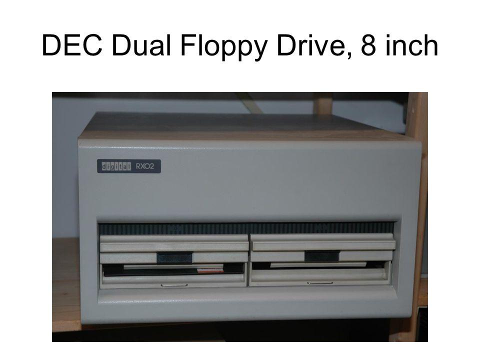 DEC Dual Floppy Drive, 8 inch