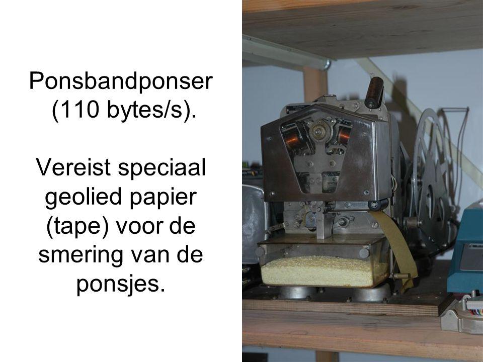 Ponsbandponser (110 bytes/s)