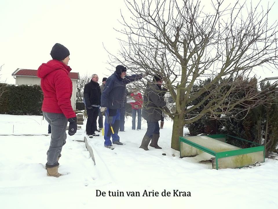 Detui De tuin van Arie de Kraa