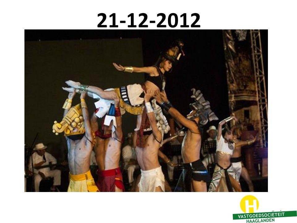 21-12-2012 …het was nog even spannend of we het zouden redden…maar gelukkig hadden de Maya's het mis…