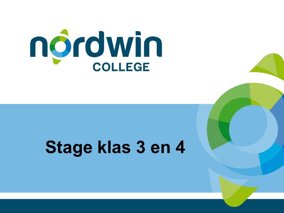 Stage klas 3 en 4