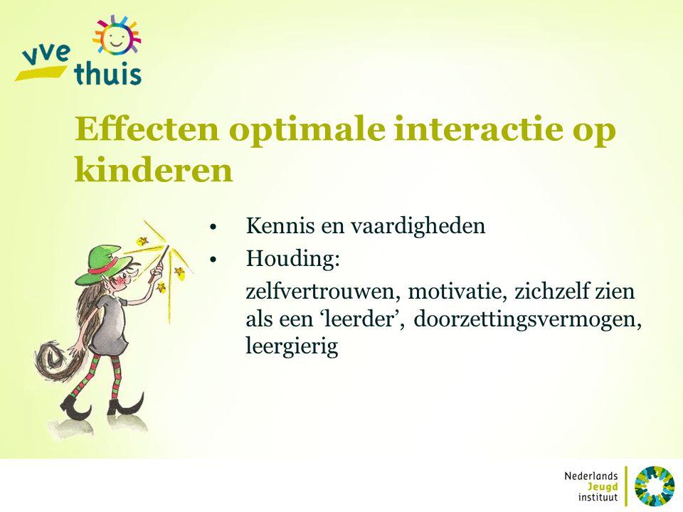 Effecten optimale interactie op kinderen