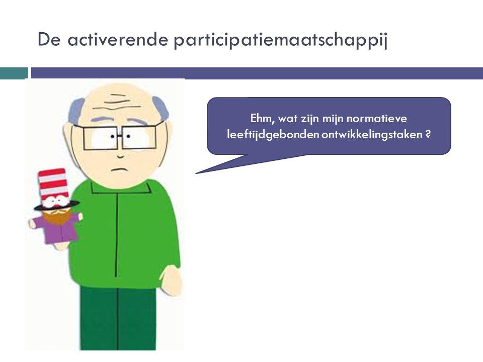 De activerende participatiemaatschappij