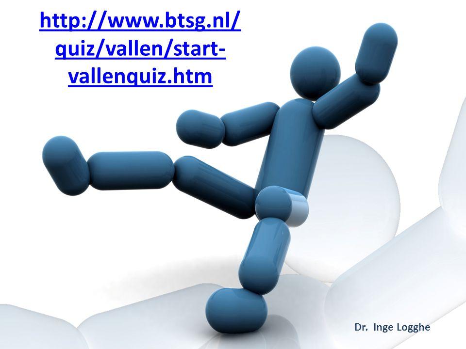 http://www.btsg.nl/quiz/vallen/start-vallenquiz.htm Dr. Inge Logghe