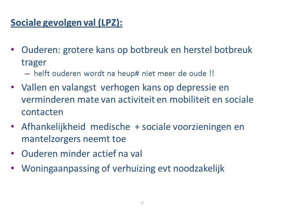 Sociale gevolgen val (LPZ):