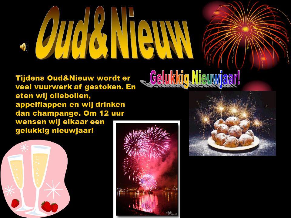 Oud&Nieuw Gelukkig Nieuwjaar!
