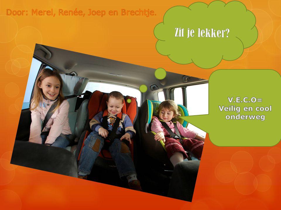 Door: Merel, Renée, Joep en Brechtje.