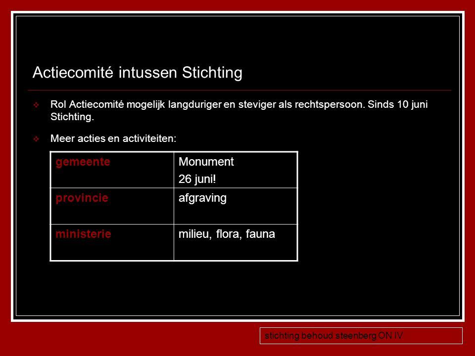 Actiecomité intussen Stichting