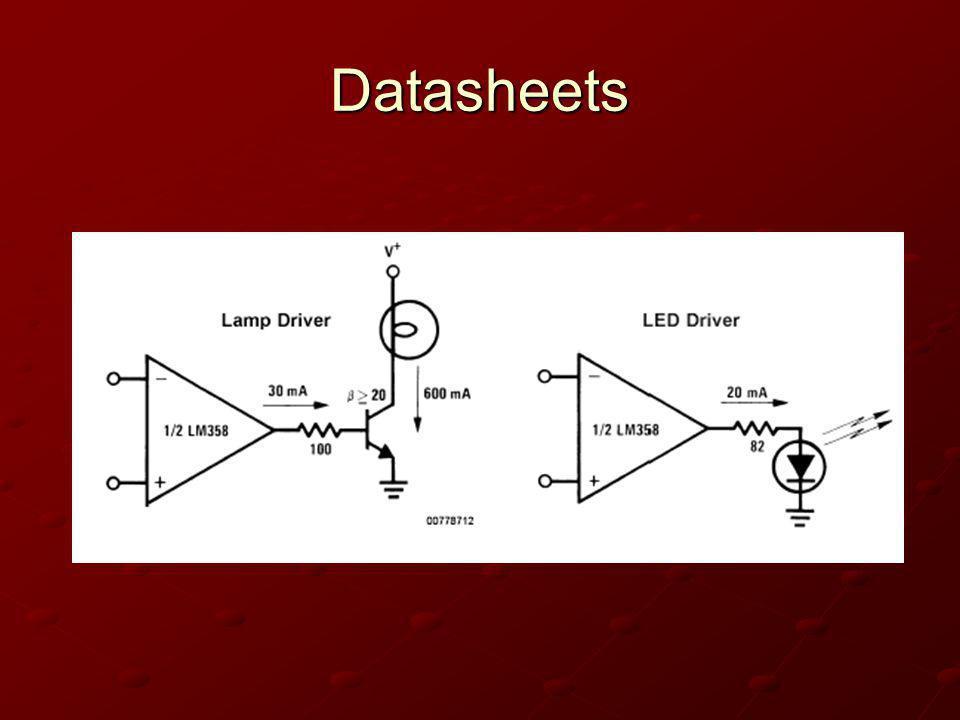 Datasheets