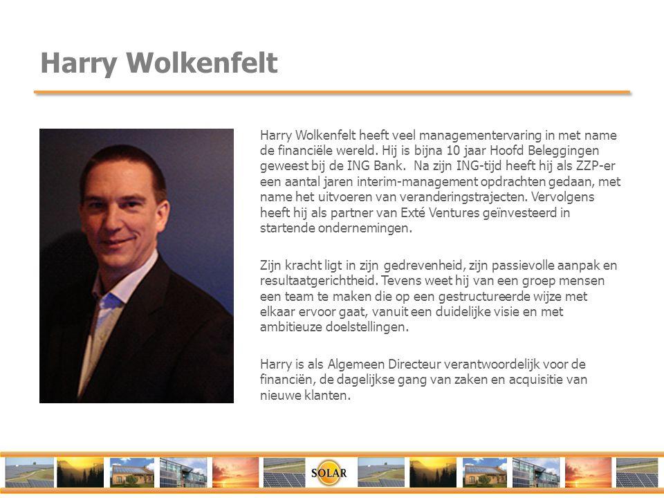 Harry Wolkenfelt