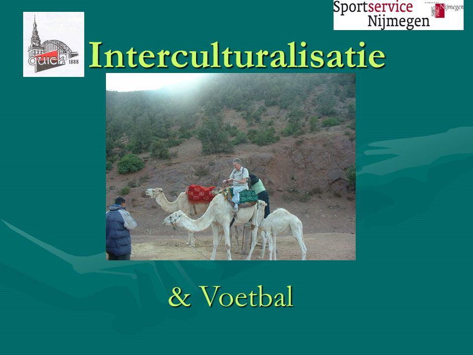 Interculturalisatie & Voetbal