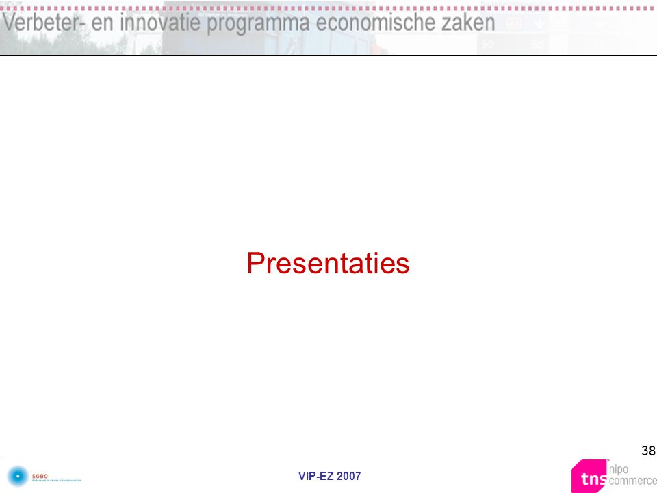 Eerste workshop VIP-EZ