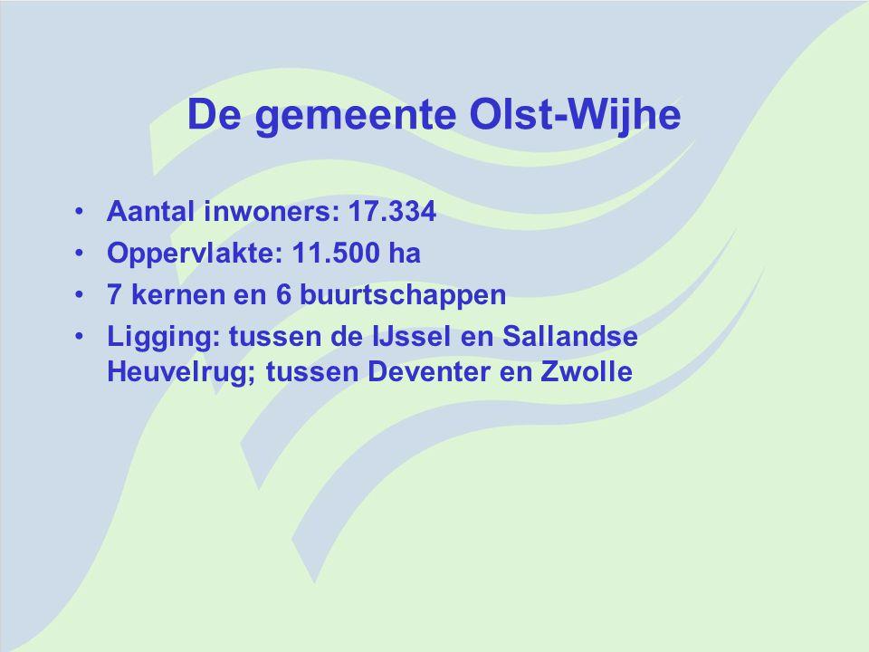 De gemeente Olst-Wijhe