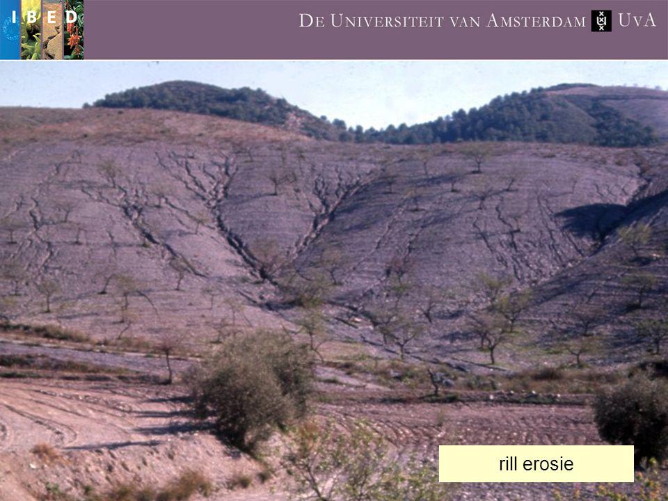 Mastercourse klimaatverandering en verwoestijning