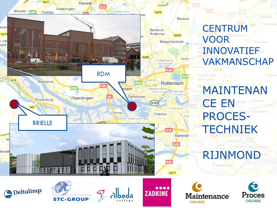 MAINTENANCE EN PROCES-TECHNIEK